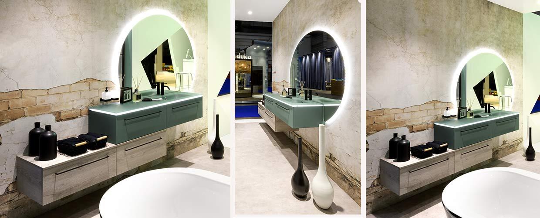 Bathroom halo - Sanijura